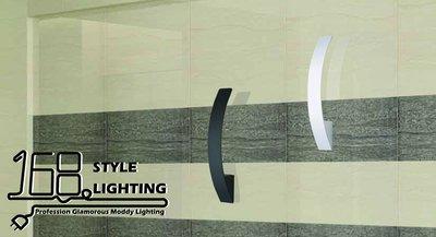 【168 Lighting】現代極簡《LED壁燈》(兩款)A款GE 71075-1