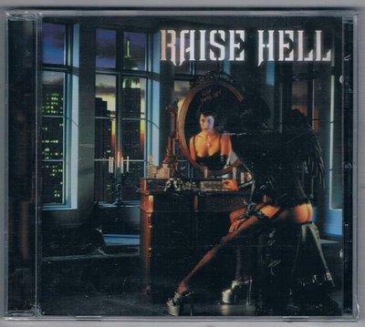 [鑫隆音樂]西洋CD-RAISE HELL:NOT CEAD YET / 全新/免競標