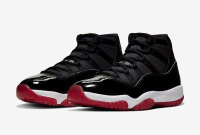 [預購US14 32cm] Jordan 11 Retro Playoffs Bred 黑紅11代