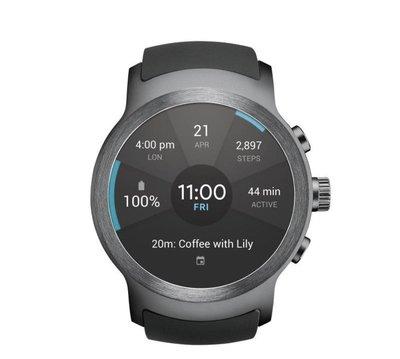 LG Watch  Sport 玻璃貼  ( $60張)(送德國 Cenano 鈉米鍍膜一次)