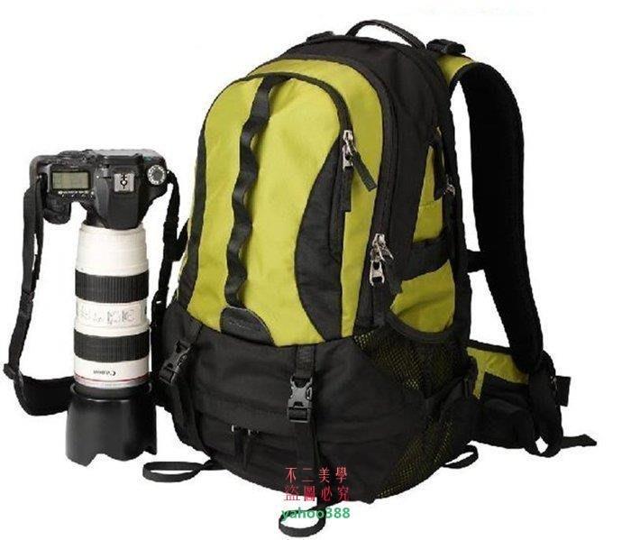 美學8輕量化多用途設計卡芮爾雙肩攝影包專業數碼單反相機包休閑戶外雙肩背❖41183