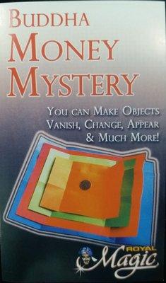 Money Mystery magic trick 銀紙大翻包