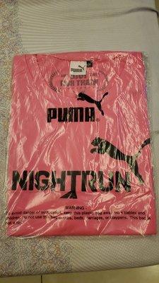 Puma 2016螢光夜跑 紀念衫(2XL號)全新品未拆980含郵下標就賣