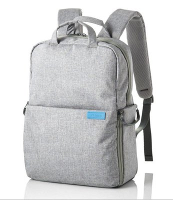 OFF toco Japanese light Grey Camera backpack