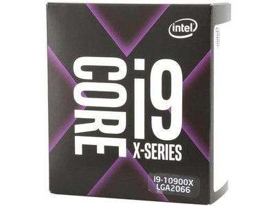 [米特3C數位 岡山實體店面] Intel Core I9-10900X