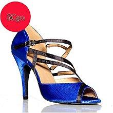 女緞面女式拉丁舞蹈鞋 恰恰國標 廣場跳舞鞋新款 軟底高跟新款
