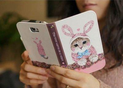 S121韓國兔耳貓皮套 Note 8 ...