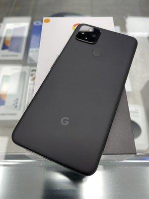 【敦富通訊】二手機 Google Pixel 4a 5G 6G+128G 6.2吋 黑色 保固內