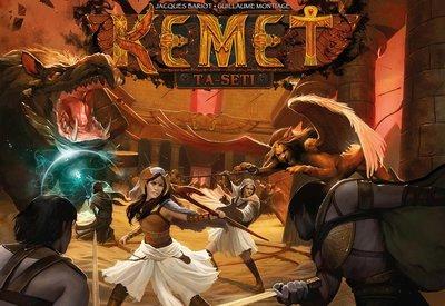 大安殿含稅附發票 聖域 塔賽提擴充 Kemet Ta-Seti 繁體中文正版益智桌遊