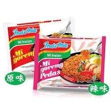 正宗印尼 Indomie營多 撈麵 泡麵 炒麵 乾麵 辣味 原味 超好吃 整箱