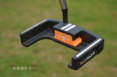 滿千折百日本進口PROFOUND GOLF高爾夫推桿高爾夫球桿中插男士推桿