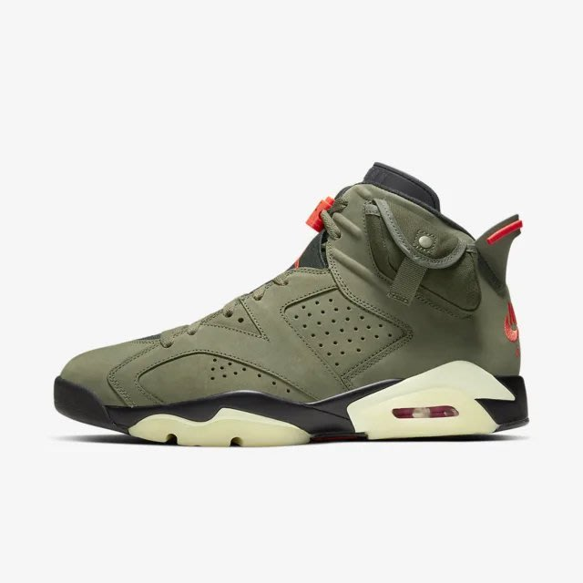 【IMPRESSION】Travis Scott x Air Jordan 6 CN1084 200 現貨