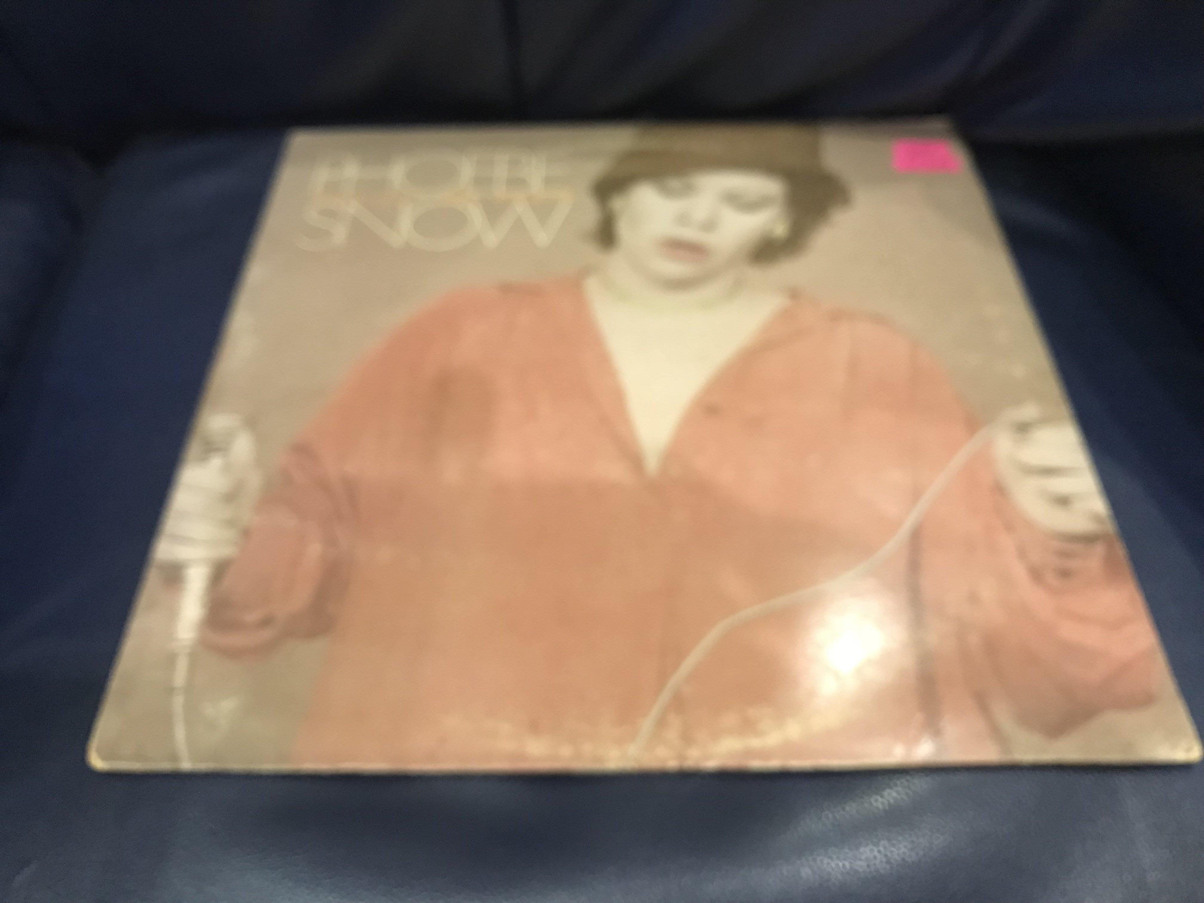開心唱片 (PHOEBE SNOW / AGAINST THE GRAIN) 二手 黑膠唱片 CC204