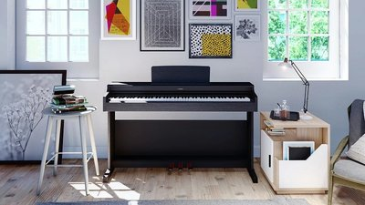造韻樂器音響- JU-MUSIC - 全新 YAMAHA YDP-164 電鋼琴 直立鋼琴
