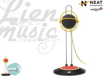 『立恩樂器』免運優惠 NEAT Microphones WIDGET B 款 USB 麥克風 for Mac PC 錄音
