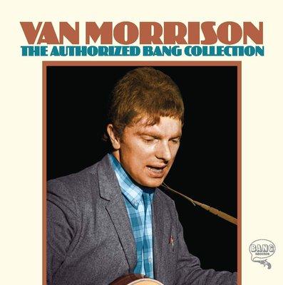 正版3CD《范莫里森》年輕歲月 正宗錄音輯 /VAN MORRISON The Authorized Bang Coll