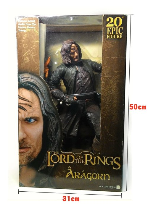 The Lord of the Rings Aragorn 魔戒 阿拉岡