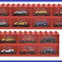【現貨】7-11保時捷PORSCHE【經典911系列模型車單賣】另造型拖車展示盒1比24鋅合金車法拉利藍寶堅尼羅西GTR