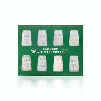 Camphor Air Freshener Mixed Set (30G x8) 樟腦空氣清新包禮品包 - Smell Lemongrass