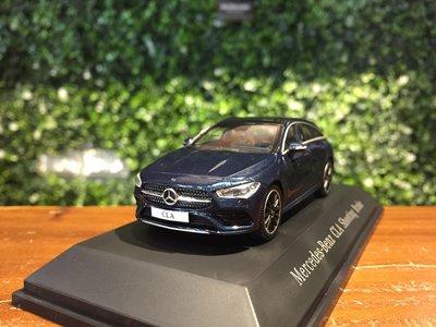 1/43 Spark Mercedes-Benz CLA Shooting Brake B66960475【MGM】