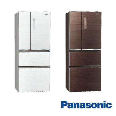 【免卡分期】國際牌 500L 1級變頻4門電冰箱 NR-D500NHGS 全新商品 送基本安裝 玻璃冰箱