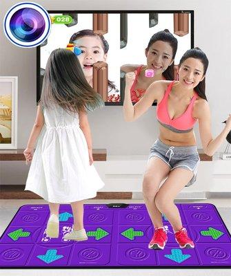 體感遊戲機體感設備小米跳舞毯游戲機 電視家用親子跑步墊子 跳舞機手柄感應