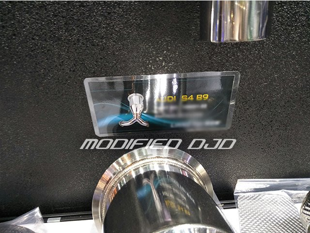 DJD180092256 PORSCHE MACAN  排氣管前段 中段 後段套件 歡迎預約安裝