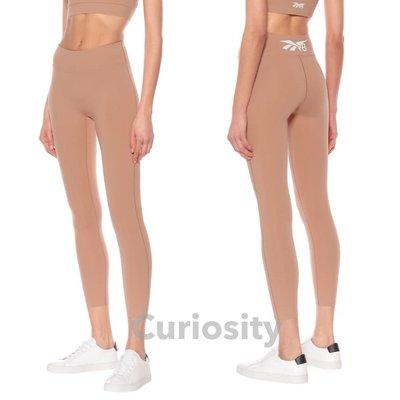 【Curiosity】Reebok x Victoria Beckham緊身褲緊身長褲粉橘XS$4500↘$2499免運