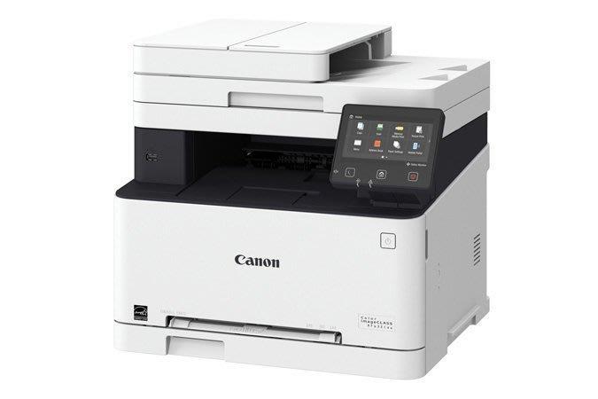 【3C優館】Canon imageCLASS MF634Cdw 彩色雷射無線多功能事務機(大台北地區免費安裝)