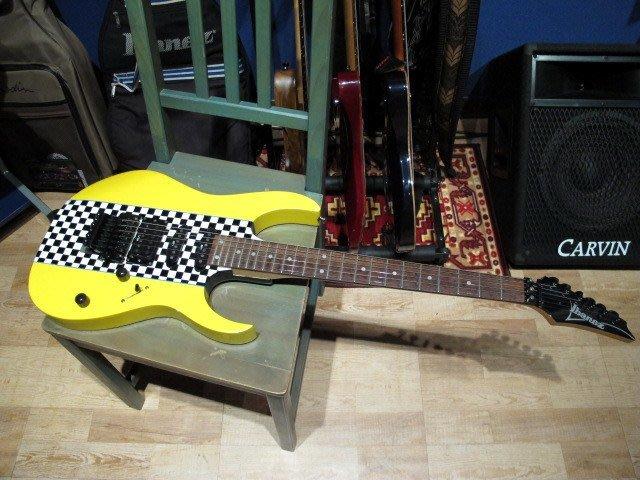 ~ 收藏出讓︵~日廠 Ibanez RG560  USA Custom 烤漆  電吉他