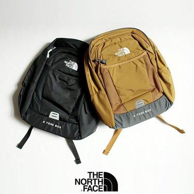 TSU 日本代購 THE NORTH FACE  K Toss Box  NMJ72100 兒童 後背包 2021SS