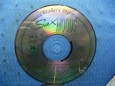 [無殼光碟]DD Reader's Digest-SAX MOODS  共2張CD