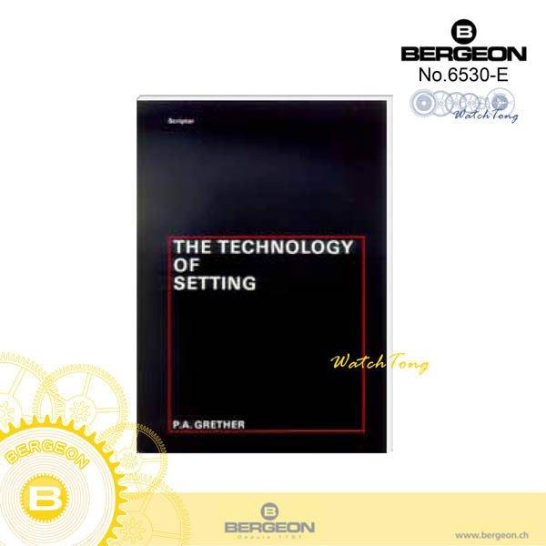 預購商品 / 獨家銷售《 瑞士BERGEON 》6530-E 手作工藝工具書 (英文版) / 書籍類一概不退貨├鐘錶書籍