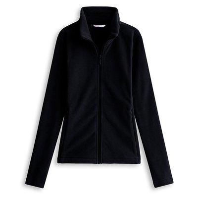 Fleece原彩立領外套~女 ~黑 灰色 尺寸有~S號 M號 XXL號