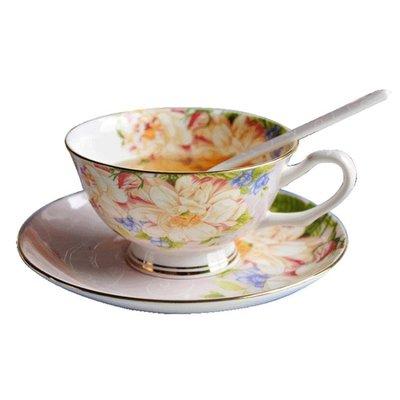 骨瓷咖啡歐式茶具英式下午茶杯歐美陶瓷杯