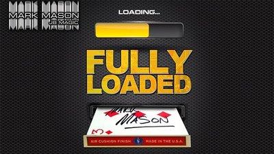 【天天魔法】【S926】正宗原廠~簽名牌入未開封牌盒~Fully Loaded by Mark Mason
