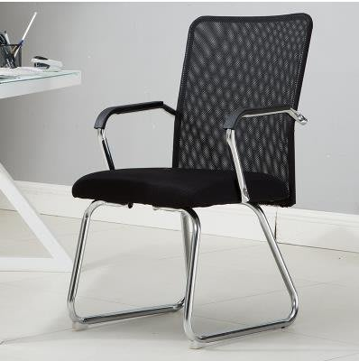 辦公椅家用電腦椅簡約懶人辦工椅子網布椅學生凳子宿舍靠背椅LX 夏季新品