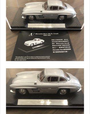 1號車競標全新正品 7-11最新 限量 賓士鋅合金1:43模型車 限量商品