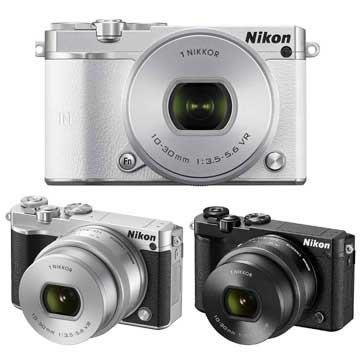 《晶準數位》Nikon 1 J5 10-30mm KIT組(平輸貨)高達 4K/15p 影片