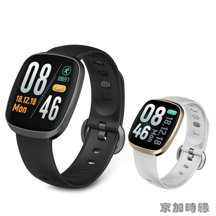 智能手環GT103全屏觸摸心率血壓血氧彩屏smartwatch