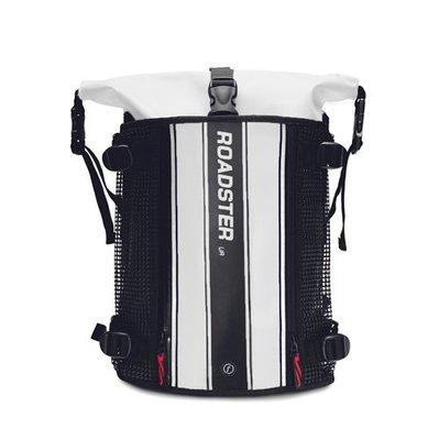 【山野賣客】Feelfree 25公升鐵馬包-經典白 全新改版 防水包系列 雙肩背 防水袋 防水背包