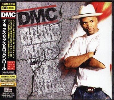 (甲上唱片) DMC - Checks Thugs and Rock'n Roll - 日盤+1BONUS