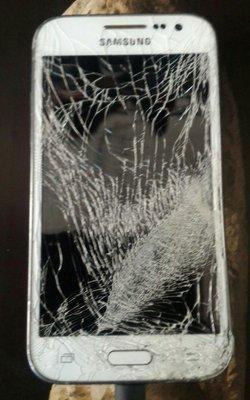 $$【故障機】三星Samsung SM G360G『白色』$$