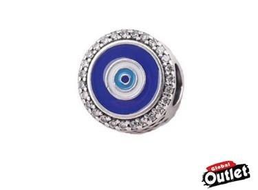 【全球購.COM】PANDORA 潘朵拉 鑲鑽新款藍色之眼串珠 925純銀 美國正品代購