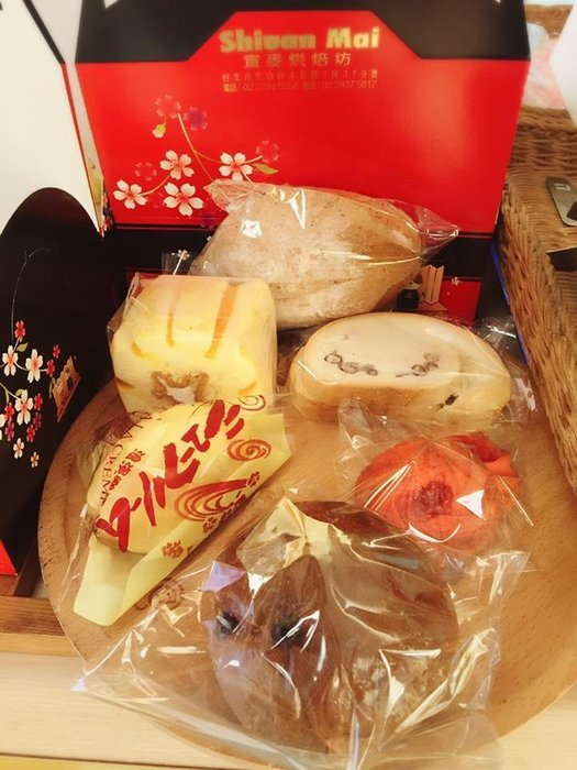 ❤ 雪屋麵包坊 ❥ 餐盒款式 ❥ 100元餐盒 ❥ Z 款 20160518