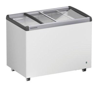 LIEBHERR 德國利勃 457公升 6尺3 玻璃推拉冷凍櫃 《EFE-6002》