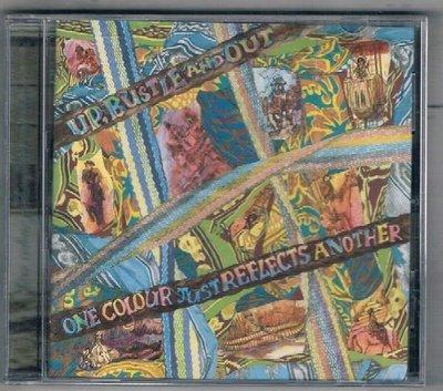 [鑫隆音樂]西洋CD-UP,BUSTLE AND OUT /ONE COLOUR JUST REFLECTS ANOTHER{ZENCD19}