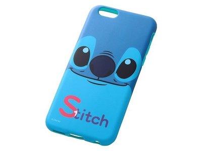 尼德斯Nydus~* 日本 迪士尼 星際寶貝 史迪奇 Stitch 軟殼 手機殼 大臉款 4.7吋 iPhone6