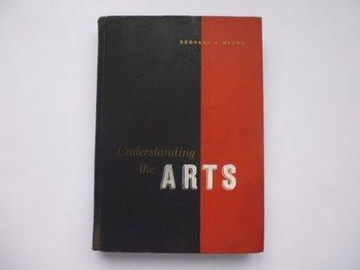 ///李仔糖舊書*1958年美國英文原版.UNDERSTANDING THE ART=附黑白圖版.精裝(k505)