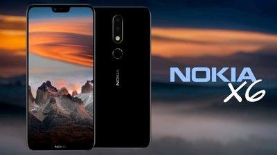 itwo數碼  Nokia X6 6+64  手機 一年原廠養